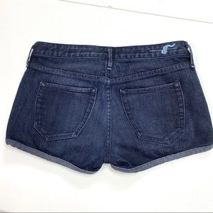Earnest Sewn Shorts - NWOT Earnest Sewn Denim Shorts Dark Indigo